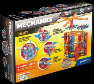 Geomag Mechanics Gravity 330 pcs