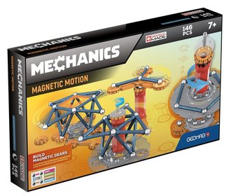 Geomag Mechanics M3 146 pcs