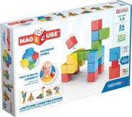 Geomag Magicube Try Me 24 pcs