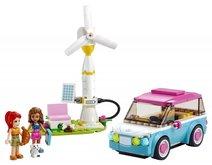 LEGO® Friends 41443 Olivia a její elektromobil