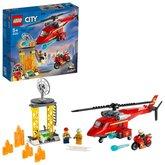 LEGO® Lego City 60281 Hasičský záchranný vrtulník