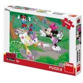Dino puzzle Minnie sportuje 100XL