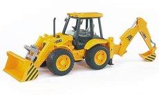 Bruder 2428 Traktorbagr JCB 4CX