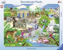 Ravensburger Návštěva v ZOO 45 díků