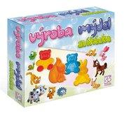 DetiArt Výroba mydla Zvieratá