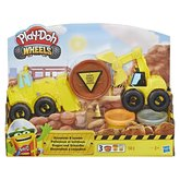 Hasbro Play-Doh Wheels Těžba