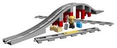 LEGO® DUPLO® 10872 Vlakový most a koľajnice