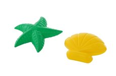 Wader Formičky mořská hvězdice a škeble