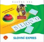 Alexander Slovní expres vzdělávací hra