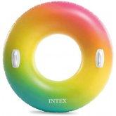 INTEX 58202 nafukovací kruh s držadly