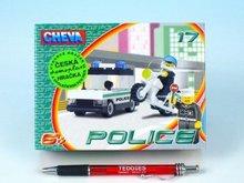 Cheva 17 Policejní hlídka