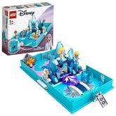 Lego Disney 43189 Elsa a Nokk a ich rozprávková kniha dobrodružstiev