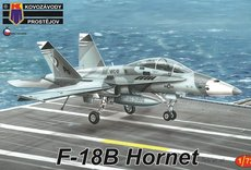 Kovozávody Prostějov Hornet F-18B KPM0164 1:72