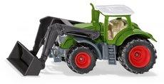 SIKU Blister traktor Fendt s předním nakladačem